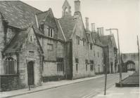 Cowbridge Grammar School building, Church St.