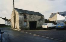 Barn at the rear of 24 Eastgate, Cowbridge