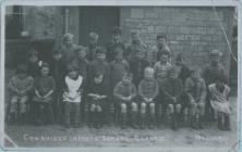 Y Bontfaen school, Cowbridge 1927