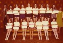 Y Bont Faen school, Cowbridge ca 1977