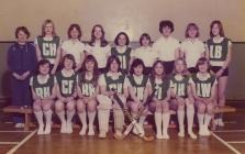 Y Bont Faen school, Cowbridge ca 1978