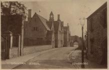 Cowbridge Grammar School, Church St. 1923