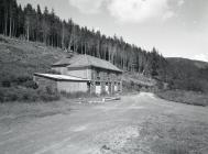 Hendre Ddu Quarry, Aberangell, Machynlleth