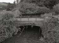 The old bridge at Mathafarn, Cemmaes Road