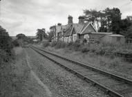 Cemmaes Road railway station