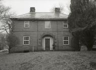 Ratgoed Hall, Aberllefenni, Machynlleth