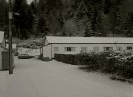 The Forestry Commission camp