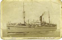 HM Troopship Somersetshire