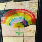 Rainbows in Windows, Lockdown, 2020