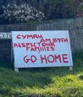 Cymru Am Byth, Parchwch Ein Teuluoedd, Ewch...