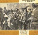 Lord Mayor of Cardiff 1938