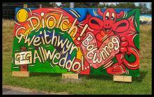 Diolch! Gweithwyr Allweddol, Botwnnog, 2020