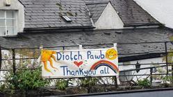 Diolch Pawb, Cyfnod y Cloi, 2020