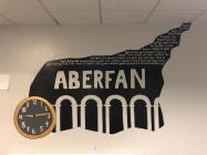 Cofiwch Aberfan Mural, 2020