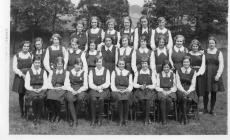 Bridgend County School (Girls) 6th form 1932