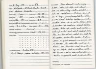 Dive Log - Greek Wreck, St Anne's Head 2nd...