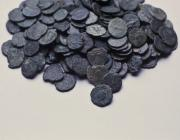 Fourth century Roman coins