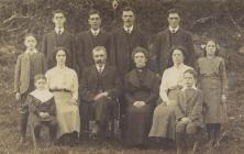 Teulu Ruel Isaf, Bow Street 1913/1914