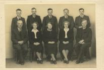 The Family Raised at Ruel Isaf, Bow Street 1946