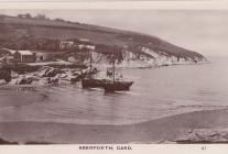 Aberporth Cardiganshire Wales