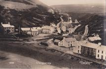 Llangrannog Cardiganshire Wales early RP by D....
