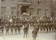 The Owain Glyndŵr Hotel Corwen 1915