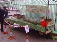 COVID 19 Lockdown: Machynlleth Market returns...