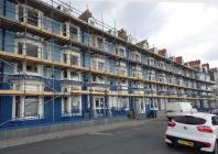 Photoscoot 2020: The Marine Hotel, Aberystwyth