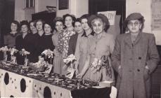 Pontypridd Synagogue Ladies 1950s