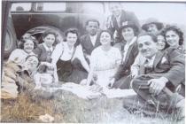 Happy 'Picnic'  Pelosi family photograph, at...