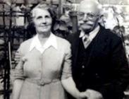 Small photo, Maria Carmela and Giuseppe Pelosi,...