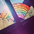 Rainbows in Windows, March 2020