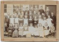 Group 4 Colwyn Board School c.1895