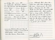 Dive Log - Dakotian Wreck, Milford Haven 2nd...