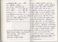 Dive Log - Martins Haven, St Brides Bay 22nd...