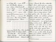 Dive Log - St Brides Haven, St Brides Bay 17th...
