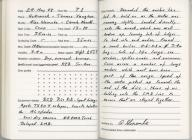 Dive Log - The Thomas Vaughan Wreck 24th May 1998