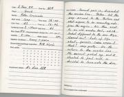 Dive Log - The Greek Wreck, St Anne's Head...