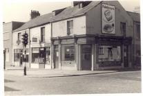 Dillwyn Street, Swansea, c.1964