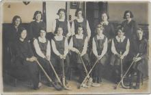 Penygroes County School Hockey Team, Arfon