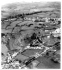 Aerial view, Cowbridge west, April 1959