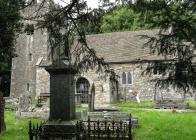 Llanilid church, near Cowbridge 2013
