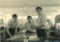 Cowbridge Grammar School pupils 1970