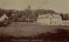 Penllyn Court, near Cowbridge