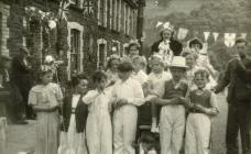 Cwmfelinfach 1953