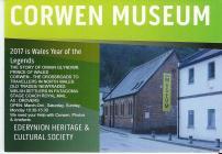 Amgueddfa Corwen Museum 2017 Exhibition