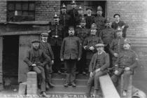 Coal Strike 1911 Rhondda Valleys