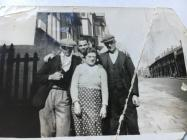 Pompa family from Morriston and Swansea
