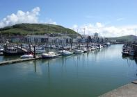 Photoscoot 2020: Aberystwyth Harbour