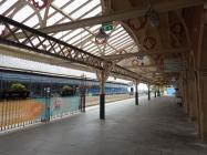 Photoscoot 2020: Railway Station, Aberystwyth